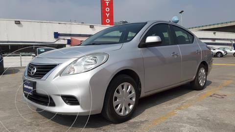 Nissan Versa Sense Aut usado (2012) color Plata precio $109,000