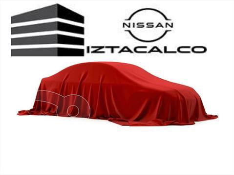 Nissan Versa Exclusive NAVI Aut usado (2020) color Rojo Cobrizo precio $305,000