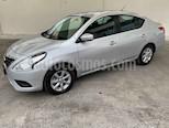 Foto venta Auto usado Nissan Versa Sense Aut (2019) color Plata precio $199,500