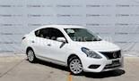 Foto venta Auto usado Nissan Versa Sense Aut (2015) color Blanco precio $160,000