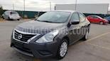 Foto venta Auto usado Nissan Versa Sense Aut color Gris precio $189,800