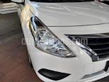 Foto venta Auto usado Nissan Versa Sense Aut color Blanco precio $197,900