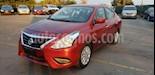 Foto venta Auto usado Nissan Versa Sense Aut (2018) color Rojo precio $167,900