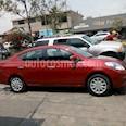 Foto venta Auto usado Nissan Versa Sense Aut  (2013) color Rojo precio $115,000