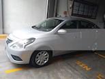 Foto venta Auto usado Nissan Versa Sense Aut (2017) color Plata precio $179,000
