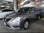 Foto venta Auto usado Nissan Versa Sense Aut color Acero precio $195,000
