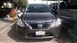 Foto venta Auto Seminuevo Nissan Versa Sense Aut (2017) color Negro precio $182,900
