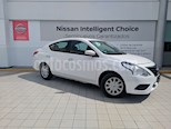 Foto venta Auto usado Nissan Versa Sense Aut (2018) color Blanco precio $199,000