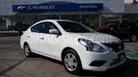Foto venta Auto usado Nissan Versa Sense Aut (2018) color Blanco precio $206,000