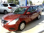 Foto venta Auto usado Nissan Versa Sense Aut (2018) color Rojo precio $165,000