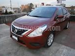 Foto venta Auto Seminuevo Nissan Versa Sense (2016) color Rojo precio $147,000