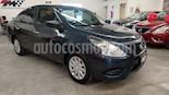 Foto venta Auto usado Nissan Versa Sense color Azul precio $169,000