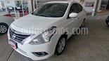 Foto venta Auto Seminuevo Nissan Versa Sense (2018) color Blanco precio $190,000