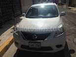 Foto venta Auto usado Nissan Versa Sense  (2013) color Blanco precio $120,000