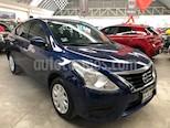 Foto venta Auto usado Nissan Versa Sense (2018) color Azul precio $179,000