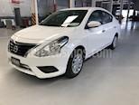 Foto venta Auto usado Nissan Versa Sense (2018) color Blanco precio $184,900