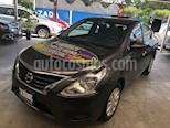 Foto venta Auto usado Nissan Versa Sense (2018) color Gris Oscuro precio $185,000