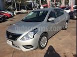 Foto venta Auto Seminuevo Nissan Versa Sense (2016) color Plata precio $148,000