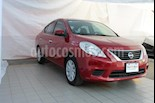 Foto venta Auto Seminuevo Nissan Versa Sense (2014) color Rojo precio $137,000