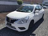 Foto venta Auto usado Nissan Versa VERSA 1.6 SENSE AUTO 4P color Blanco precio $180,000