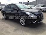 Foto venta Auto usado Nissan Versa VERSA ADVANCE AT color Negro precio $223,000