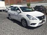 Foto venta Auto usado Nissan Versa VERSA ADVANCE MT color Blanco precio $155,000