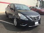 Foto venta Auto Seminuevo Nissan Versa VERSA ADVANCE MT (2018) color Negro precio $165,000