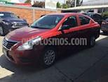 Foto venta Auto usado Nissan Versa VERSA DRIVE MT AC (2019) color Rojo precio $174,000