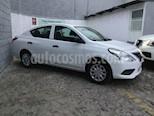 Foto venta Auto Seminuevo Nissan Versa VERSA DRIVE MT (2019) color Blanco precio $173,000