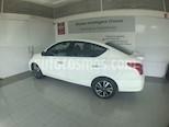 Foto venta Auto usado Nissan Versa VERSA EXCLUSIVE AT 19 color Blanco precio $235,000