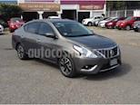 Foto venta Auto usado Nissan Versa VERSA EXCLUSIVE AT (2017) color Acero precio $190,000