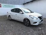 Foto venta Auto Seminuevo Nissan Versa VERSA EXCLUSIVE AT (2019) color Blanco precio $230,000
