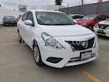 Foto venta Auto usado Nissan Versa VERSA SENSE MT (2017) color Blanco precio $160,000