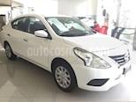 Foto venta Auto Seminuevo Nissan Versa VERSA SENSE MT (2016) color Blanco precio $157,000