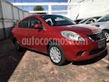 Foto venta Auto Seminuevo Nissan Versa VERSA SENSE MT (2014) color Rojo precio $130,000