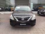 Foto venta Auto usado Nissan Versa VERSA SENSE MT color Negro precio $170,000