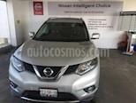 Foto venta Auto usado Nissan X-Trail 5p Exclusive 3 L4/2.5 Aut Banca abatible (2017) color Plata precio $340,000