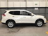 Foto venta Auto usado Nissan X-Trail 5p Sense 3 L4/2.5 Aut Banca abatible (2016) color Blanco precio $270,000