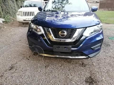 Nissan X-Trail 2.5L Drive Aut  usado (2020) color Azul Perla precio $24.800.000