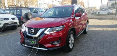 Nissan X-Trail 2.5L Sense Aut 2Filas 4x4 usado (2021) color Rojo precio $18.390.000