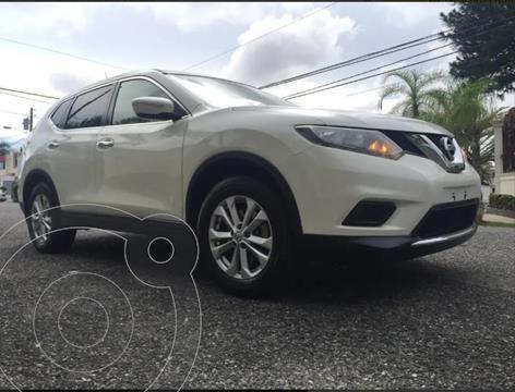 Nissan X-Trail  Advance 4x2 usado (2017) color Blanco precio $70.000.000