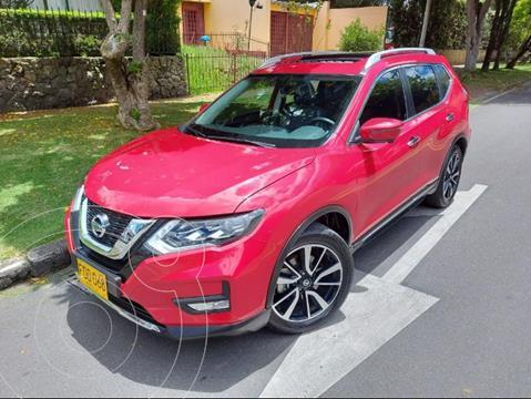 Nissan X-Trail  Exclusive Connect 4x4  usado (2019) color Rojo precio $105.900.000