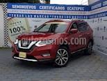 Foto venta Auto usado Nissan X-Trail Exclusive 3 Row (2018) color Rojo precio $409,000