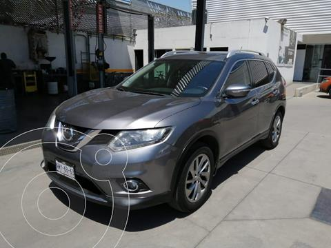 Nissan X-Trail Advance 3 Row usado (2016) color Gris Metalico precio $265,000