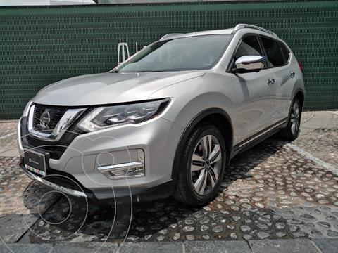 Nissan X-Trail Exclusive 3 Row usado (2019) color Plata financiado en mensualidades(enganche $157,150 mensualidades desde $9,168)
