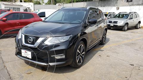 Nissan X-Trail Exclusive 2 Row Hybrid usado (2019) color Negro precio $479,000