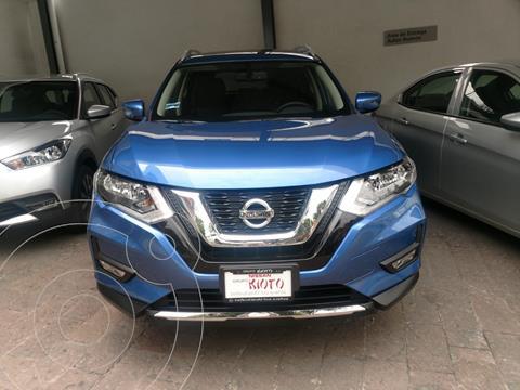 Nissan X-Trail Advance 2 Row usado (2020) color Azul precio $489,000