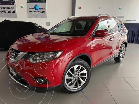 Nissan X-Trail Advance 2 Row usado (2015) color Rojo precio $235,000