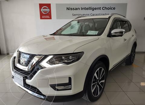 Nissan X-Trail Exclusive 3 Row usado (2020) color Blanco precio $601,200