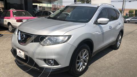 Nissan X-Trail Advance 3 Row usado (2015) color Plata financiado en mensualidades(enganche $54,667 mensualidades desde $6,480)